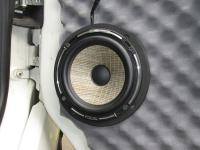 Установка акустики Focal Performance PS 165 F в Volkswagen Crafter