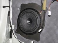 Установка акустики Hertz ESK 165L.5 в Toyota Camry V50
