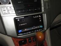 Фотография установки магнитолы Pioneer AVH-X8800BT в Lexus RX II