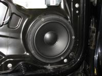 Установка акустики Morel Tempo 6 в Volkswagen Passat B7