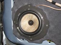 Установка акустики Focal Performance PS 165 FX в Ford Focus 2