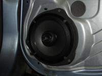 Установка акустики Alpine SPR-60 в Ford Focus 2