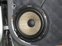 Установка акустики Focal Performance PS 165 F в Skoda Rapid