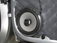 Установка акустики Focal Performance PC 165 в Skoda Rapid