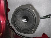 Установка акустики Hertz ESK 165L.5 в Suzuki Grand Vitara
