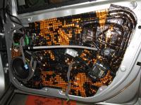 Установка Comfort Mat Dark D2 в Volvo S60 II