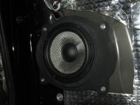 Установка акустики Focal Access 165 AS3 в Toyota Tundra II