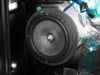 Установка акустики Focal Access 165 AS в Toyota Tundra II