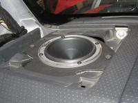 Установка акустики Hertz MP 70.3 Pro в Toyota FJ Cruiser