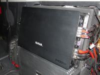 Установка усилителя SSL EV4.1600 в Toyota FJ Cruiser
