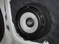 Установка акустики Audio System M 165 EVO в Citroen Berlingo
