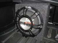 Установка сабвуфера MTX RT12-04 box в Citroen Berlingo
