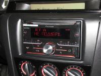 Фотография установки магнитолы Pioneer FH-X730BT в Mazda 3