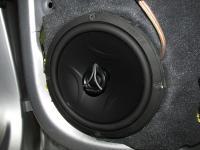 Установка акустики Hertz ECX 165.5 в Volkswagen Polo V