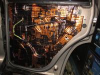 Установка Comfort Mat Dark D2 в Chevrolet Tahoe III