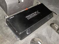 Установка усилителя Audio System X-80.6 в Chevrolet Tahoe III