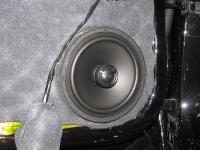 Установка акустики Morel Tempo Coax 6 в Volkswagen Polo V