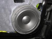 Установка акустики Morel Tempo 6 в Volkswagen Polo V