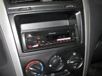 Фотография установки магнитолы Pioneer MVH-190UB в Datsun On-Do