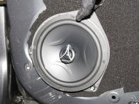 Установка акустики Hertz ECX 165.5 в KIA Cerato III (YD)