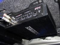 Установка усилителя Audio System X 120.2 D в Nissan Teana (L33)