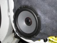 Установка акустики Morel Tempo Ultra Integra 602 в Skoda Octavia (A7)