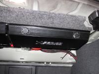 Установка усилителя Audio System X-80.6 в BMW 5 (F10)