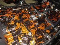 Установка Comfort Mat Dark D3 в Nissan Teana (L33)