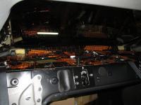 Установка Comfort Mat Dark D2 в Nissan Teana (L33)