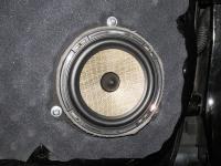 Установка акустики Focal Performance PS 165 FX в Nissan Teana (L33)