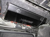Установка усилителя Audio System X-80.6 в Nissan Teana (L33)
