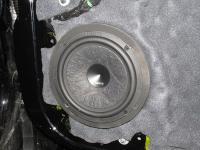 Установка акустики Hertz ESK 165L.5 в Ford Kuga II
