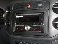 Фотография установки магнитолы Pioneer FH-X730BT в Volkswagen Golf Plus