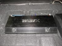 Установка усилителя Audio System X-80.6 в BMW X1 (E84)
