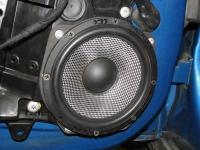 Установка акустики Focal Access 165 AS3 в Mini Cooper S