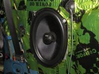 Установка акустики Audio System MXC 609 в Mini Cooper S