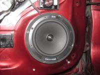 Установка акустики BLAM 165 RX в Hyundai Tucson