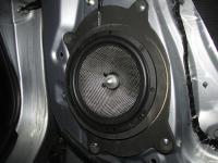 Установка акустики Focal Access 165 AS в Subaru Forester (SJ)