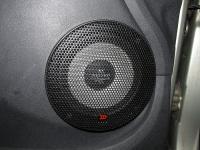 Установка акустики Audio System M 165 EVO в Renault Sandero