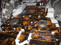 Установка Comfort Mat Dark D3 в BMW X5 (F15)