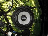Установка акустики Audio System M 165 EVO в KIA Cerato III (YD)