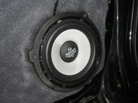 Установка акустики Audio System M 165 EVO в Toyota Corolla XI