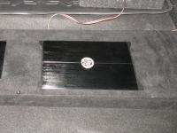 Установка усилителя DLS XM10 в Lada Largus