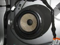 Установка акустики Focal Performance PS 165 F в Ford Explorer V