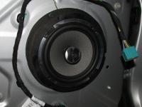 Установка акустики Focal Performance PC 165 в Ford Explorer V