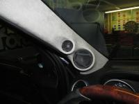 Установка акустики Audison AV 1.1 в Mercedes GL (X164)