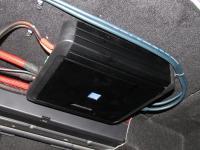 Установка усилителя Alpine MRV-M500 в Mercedes E class (W213)