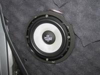 Установка акустики Audio System M 165 EVO в Hyundai Grand Starex