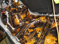 Установка Comfort Mat Dark D3 в Mazda CX-5