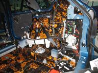 Установка Comfort Mat Dark D3 в BMW X5M (F85)